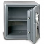 Burton Aquasec Fire and Water Resistant Safe