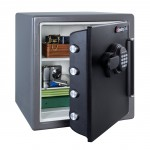Sentry SFW123FSC Fire and Water Resistant Safe