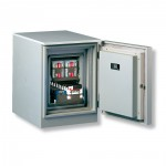 The Burton Firesec 17/120D Data Safe.